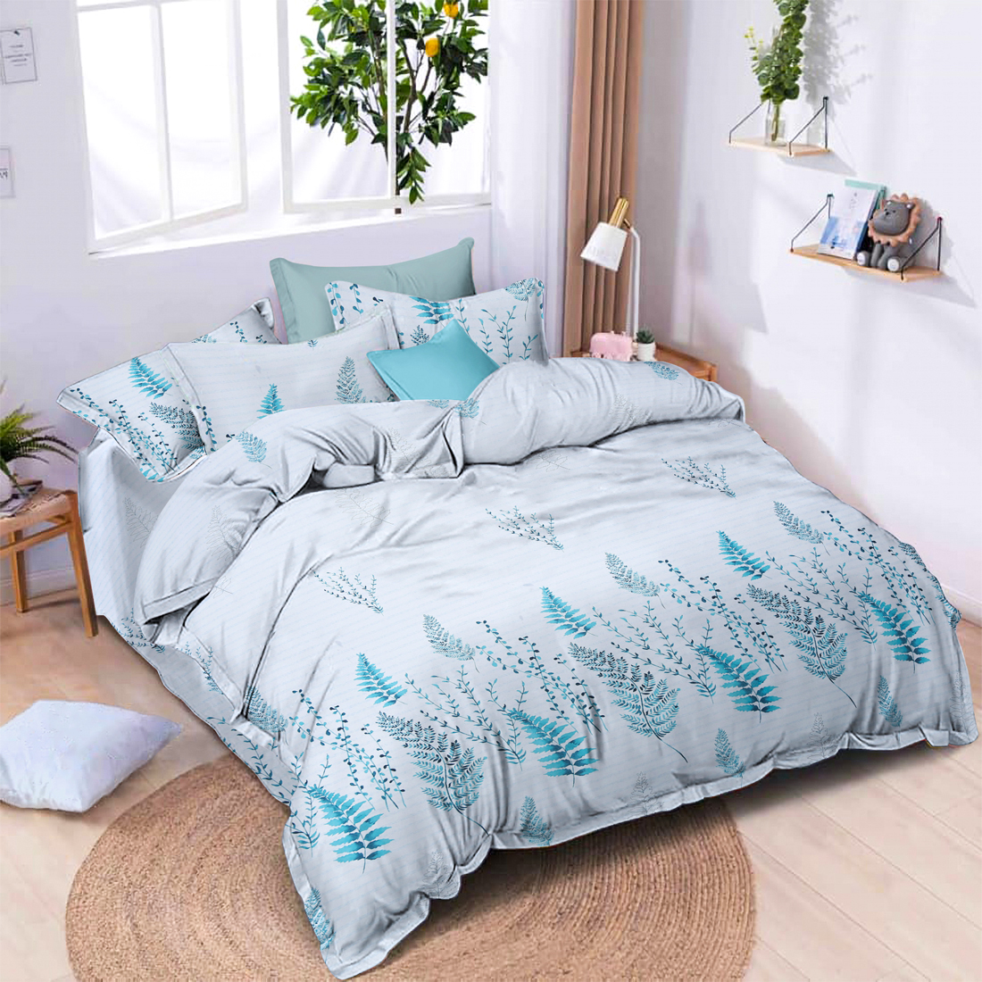 Stanley Superior Quality Double Bedsheets